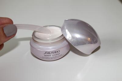 Packaging Shiseido White Lucent Anti-Dark Circles Eye Cream