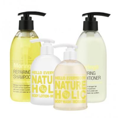 Hello Everbody Moringa Line Shampoo