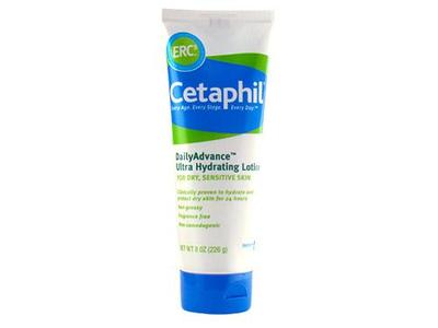 Cetaphil Daily Advanced Ultra Hydrating Lotion