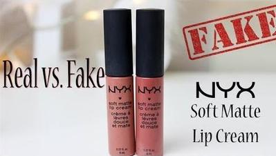 Waspadai Produk Palsu! Kenali Perbedaan NYX Soft Matte Lip Cream Asli dan Palsu