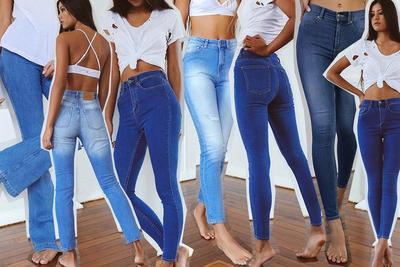 Temukan Tipe Jeans yang Sesuai dengan Bentuk Tubuhmu untuk Menonjolkan Lekuk Tubuh