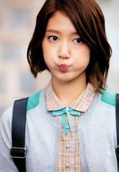 Intip 4 Gaya Rambut Park Shin Hye, Cocok untuk Pemilik Pipi Chubby