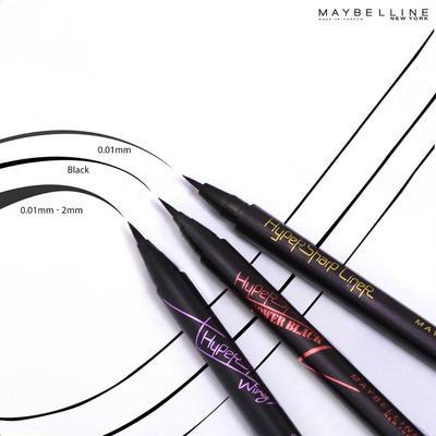 Rekomendasi Produk Eyeliner Baru Kualitas High End Sesuai Kebutuhanmu dari Maybelline