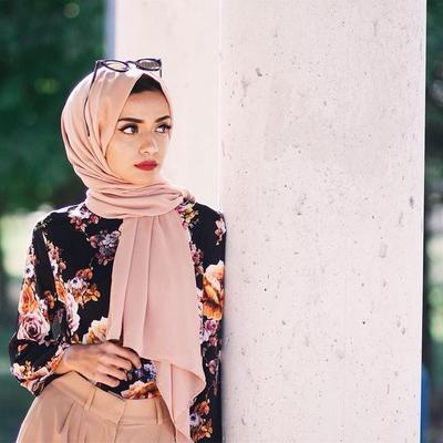 Tutorial Hijab Stylish dan Cantik dengan Pashmina untuk Penampilan Sehari-hari (Part 1)