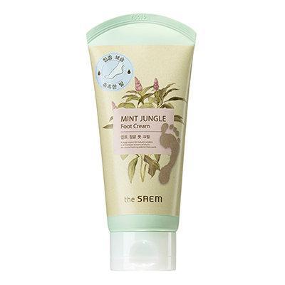 3. the Saem Mint Jungle Foot Cream