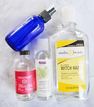 Makeup Tahan Lama secara Alami dengan DIY Setting Spray yang Aman untuk Kulit