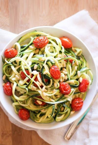 Zoodles atau Zucchini Noodles