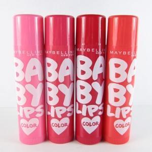 1. Maybelline New York Baby Lips Moisturizing Lip Balm