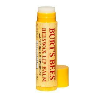7. Burt's Bees 100% Natural Beeswax Lip Balm