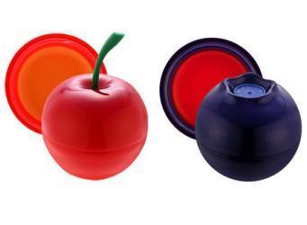 10. Tony Moly Blueberry Mini Lip Balm