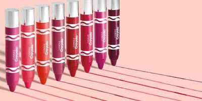 Have Fun with Colors! Clinique x Crayola Chubby Stick, Lipstik Playful untuk Cantik Ke Kampus