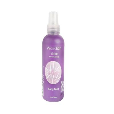 Shine (Adorable Beauty) - Wardah Body Mist