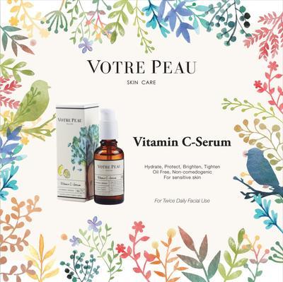 Serum Vitamin C dari Votre Peau