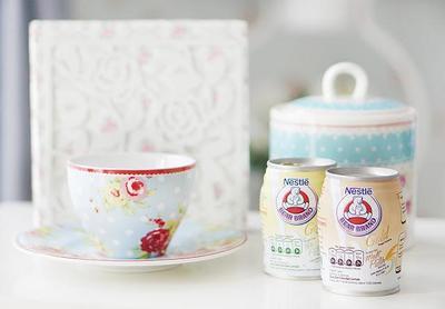 Bear Brand White Tea