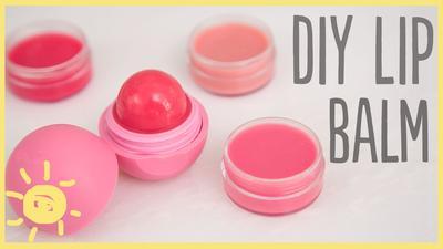 Yuk, Coba Resep DIY Color Lip Balm yang Super Alami Ini!