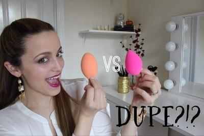 Beauty Battle: Real Techniques Miracle Complexion Sponge VS Masami Shouko Beauty Blender