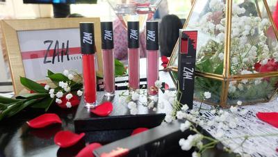 Bibir Cantik Sesuai Kepribadianmu, Ini Dia Lip Cream Matte Halal Terbaru dari ZAM Cosmetics