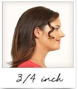 Ini Dia Trik Mudah Membuat Rambut Curly dengan Berbagai Style ... d7c2ff16be