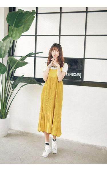 Tampil Super Cute dengan 5 Gaya Dress Ala Korea