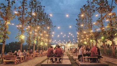 Nikmati Suasana Asri dan Pemandangan Alam di 5 Cafe Outdoor di Kota Batu, Jawa Timur