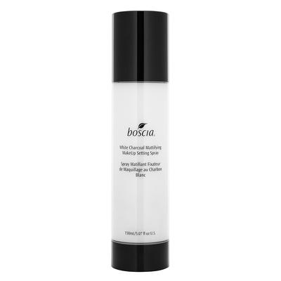 White Charcoal Mattifying MakeUp Setting Spray dari BOSCIA