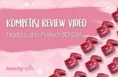 WHAT IS UP: Kompetisi Video Review Hada Labo 10 Beauty Vlogger! Yuk, Dukung Jagoanmu!