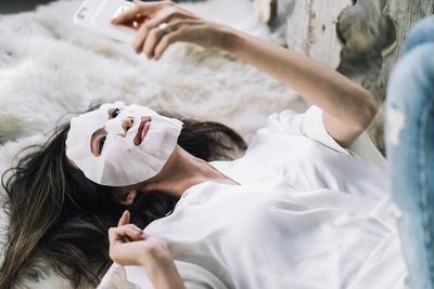 4 Sheet Mask Korea dengan Antioksidan Tinggi untuk Kulit Lebih Sehat dan Glowing