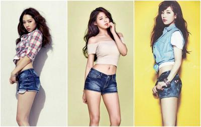 Ini Dia Rahasia 3 Aktris Korea Papan Atas Dapatkan Tubuh Langsingnya!