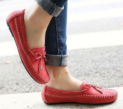 Kaki Sakit Ketika Menggunakan Flat Shoes? Intip 5 Tips Nyaman Bersama Flat Shoes Ini!