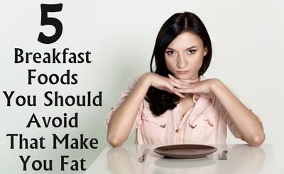 Ladies, Hindari 5 Menu Sarapan Pagi Ini Jika Tak Ingin Bertambah Gemuk!
