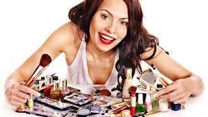 7. Memakai Produk Makeup yang Oil-Free