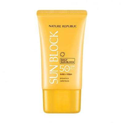 Nature Republic Provence Calendula Daily Sun Block