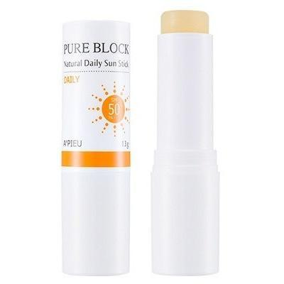 APIEU Pure Block Natural Daily Sun Stick