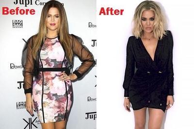 Ini Dia Metode Diet yang Dilakukan Khloe Kardashian untuk Mendapatkan Tubuh Kurus!