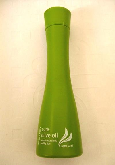 Apa Itu Wardah Pure Olive Oil?