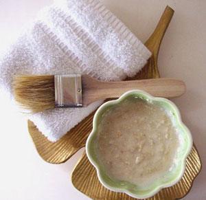 Hasil gambar untuk lulur oatmeal buatan sendiri