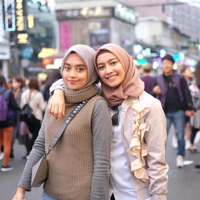 Pilih Model Hijab yang Simple