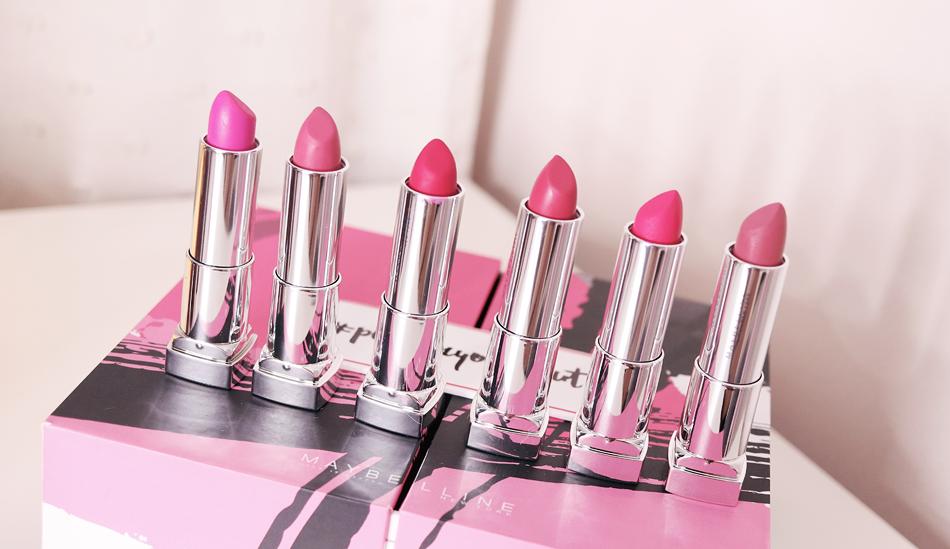 Macam Macam Lipstik Maybelline