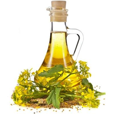 Kunyit dan Mustard Oil