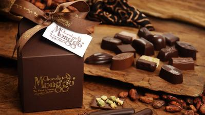 Monggo coklat