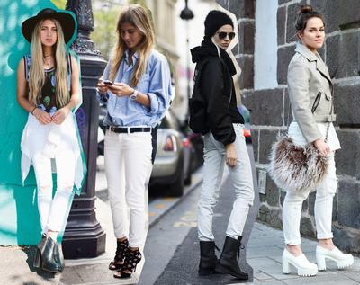 Ingin Tampil Kece dengan Celana Jeans Putih? Ini Dia Tipsnya!