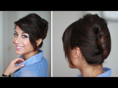 Tips Membuat Cepol Rambut Pramugari untuk Tampil Anggun dan Feminin ... 3688ed3c0c