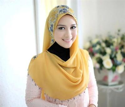 Tips Merawat Jilbab Paris Payet Agar Tetap Cantik Dan Awet