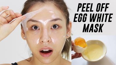#FORUM Benarkah Putih Telur Mampu Menghilangkan Komedo dan Jerawat?