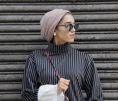 Ingin Tampil Lebih Modis? Intip 3 Tips Turban untuk Wanita Berwajah Oval Ini