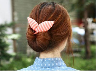 Cara Membuat Cepol Rambut ala Korea yang Cantik Hanya Dalam 1 Menit
