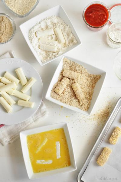 30 Menit Membuat Cheese Stick Mozzarella Lezat di Rumah