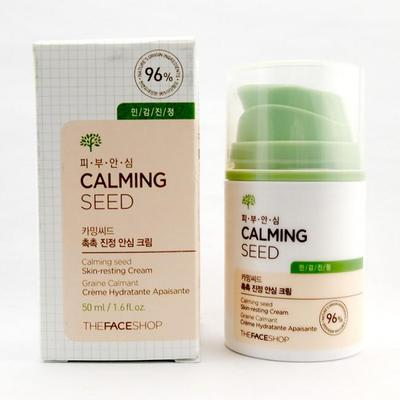 The Face Shop Calming Seed Cream