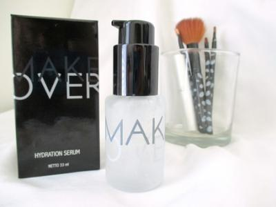 Bikin Makeup Jadi Lebih Tahan Lama dengan Primer Makeover Hydration Serum