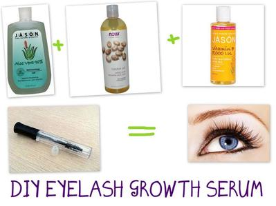 Tips Memanjangkan dan Menebalkan Bulu Mata dengan Castor Oil dan Aloe Vera